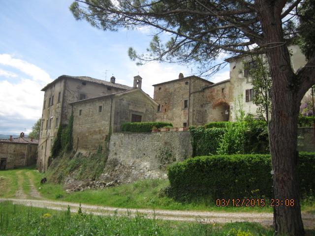 Сельская Тоскана Замок Сорчи