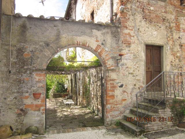 замок сорчи Ареццо