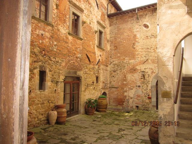 Дворики Тосканы