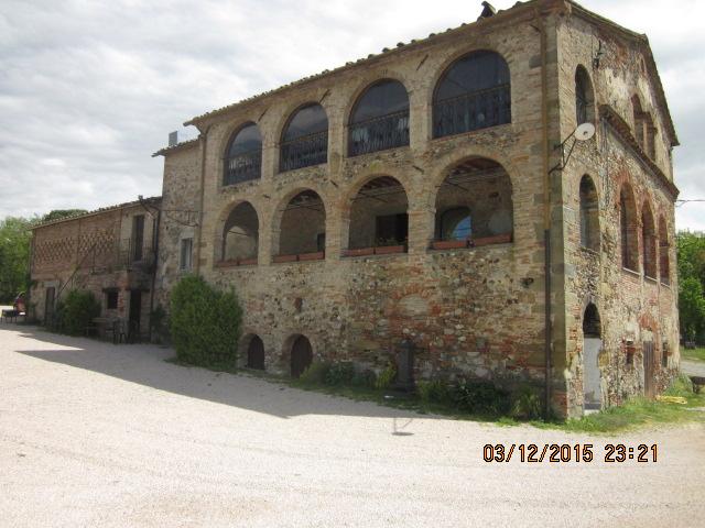 Ресторан итальянской кухни замка Сорчи Ареццо