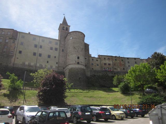 Крепость Ангиари