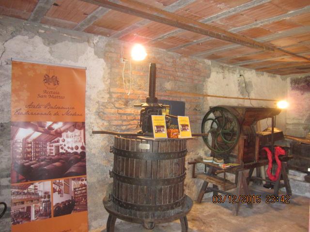 Виноделие на ярмарке в Тоскане