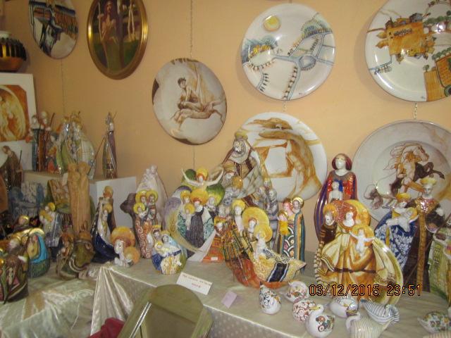 Ярмарка ремесел в Тоскане