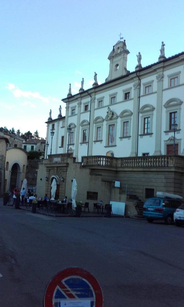 Ангиари, дворец, Тоскана