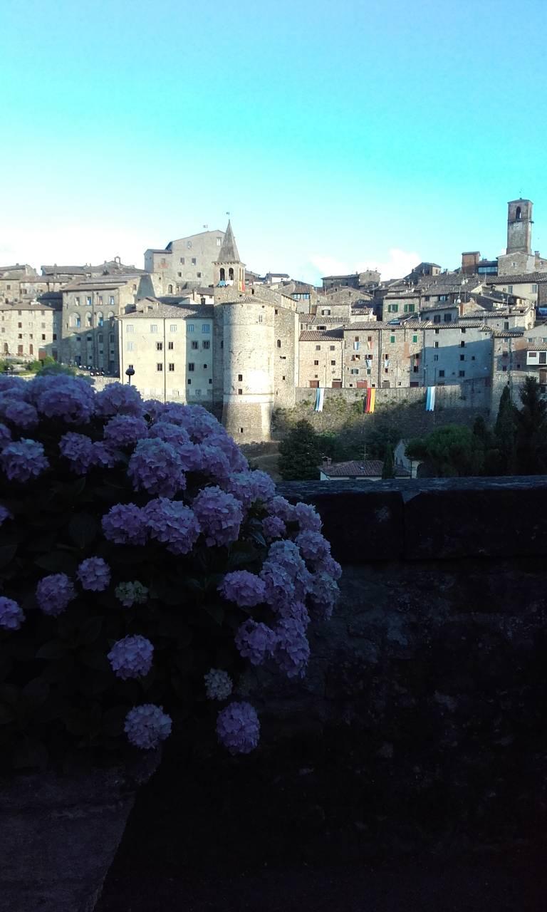 Ангиари, крепость, Тоскана